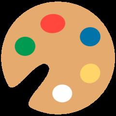 Artist Palette mozilla emoji