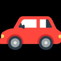 Automobile mozilla emoji