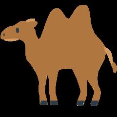 Bactrian Camel mozilla emoji