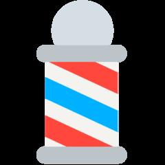 Barber Pole mozilla emoji
