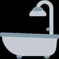 Bathtub mozilla emoji
