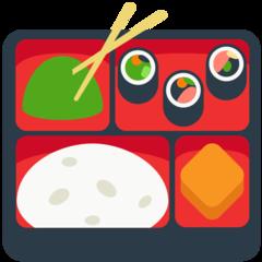 Bento Box mozilla emoji