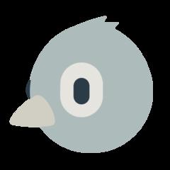 Bird mozilla emoji