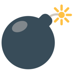 Bomb mozilla emoji