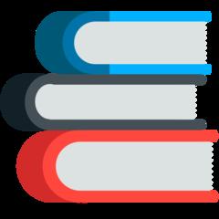 Books mozilla emoji