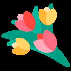 Bouquet mozilla emoji