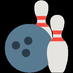 Bowling mozilla emoji