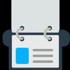 Card Index mozilla emoji