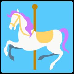 Carousel Horse mozilla emoji