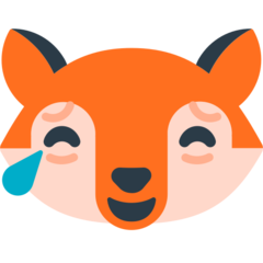 Cat Face With Tears Of Joy mozilla emoji