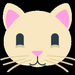 Cat Face mozilla emoji
