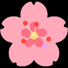 Cherry Blossom mozilla emoji