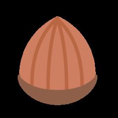 Chestnut mozilla emoji