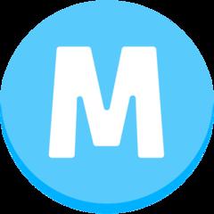 Circled Latin Capital Letter M mozilla emoji