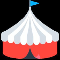 Circus Tent mozilla emoji