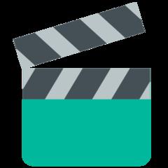 Clapper Board mozilla emoji