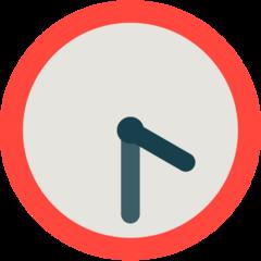 Clock Face Four-thirty mozilla emoji