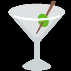 Cocktail Glass mozilla emoji
