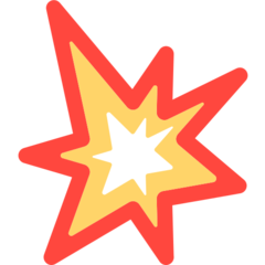 Collision Symbol mozilla emoji