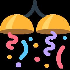Confetti Ball mozilla emoji