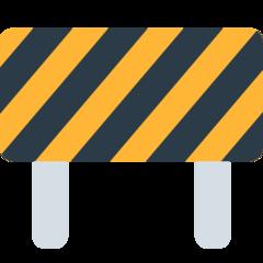 Construction Sign mozilla emoji