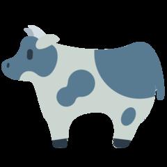 Cow mozilla emoji