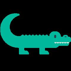 Crocodile mozilla emoji