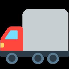 Delivery Truck mozilla emoji