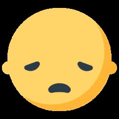 Disappointed Face mozilla emoji