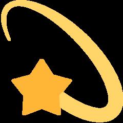 Dizzy Symbol mozilla emoji
