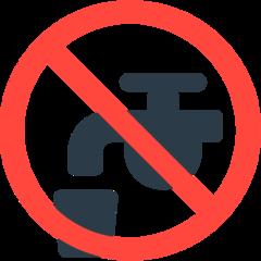 Do Not Litter Symbol mozilla emoji