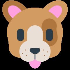 Dog Face mozilla emoji