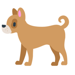 Dog mozilla emoji