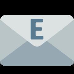 E-mail Symbol mozilla emoji