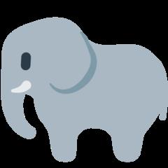 Elephant mozilla emoji
