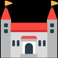 European Castle mozilla emoji