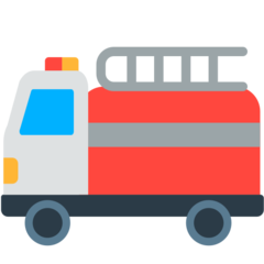 Fire Engine mozilla emoji