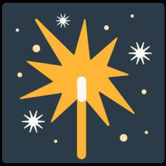Firework Sparkler mozilla emoji