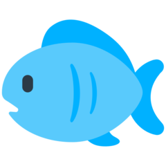 Fish mozilla emoji