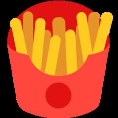 French Fries mozilla emoji