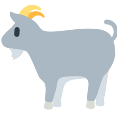 Goat mozilla emoji