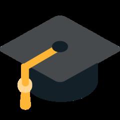 Graduation Cap mozilla emoji