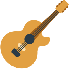 Guitar mozilla emoji