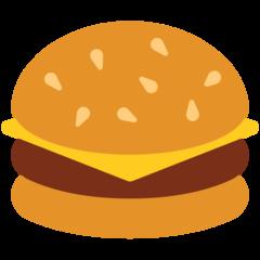 Hamburger mozilla emoji