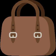 Handbag mozilla emoji