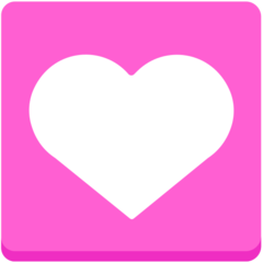 Heart Decoration mozilla emoji