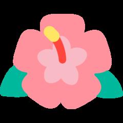 Hibiscus mozilla emoji