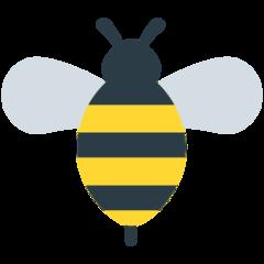 Honeybee mozilla emoji