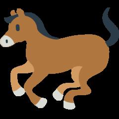 Horse mozilla emoji