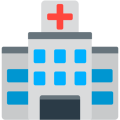 Hospital mozilla emoji